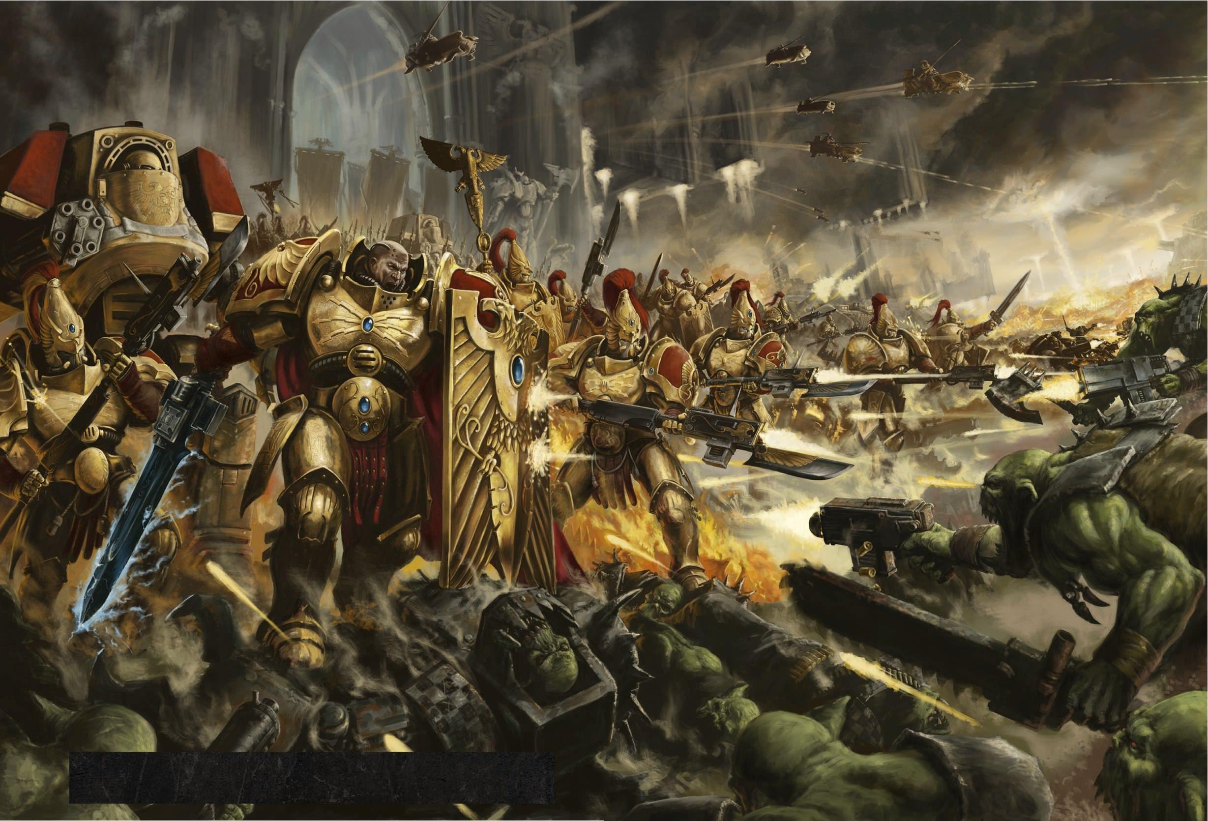 The Magic Of The Internet Imgur Warhammer 40k Artwork Warhammer Warhammer 40k Art