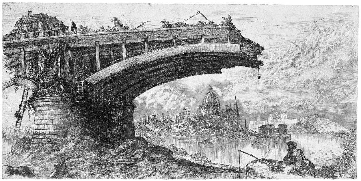 Giovanni Battista Piranesi Drawings