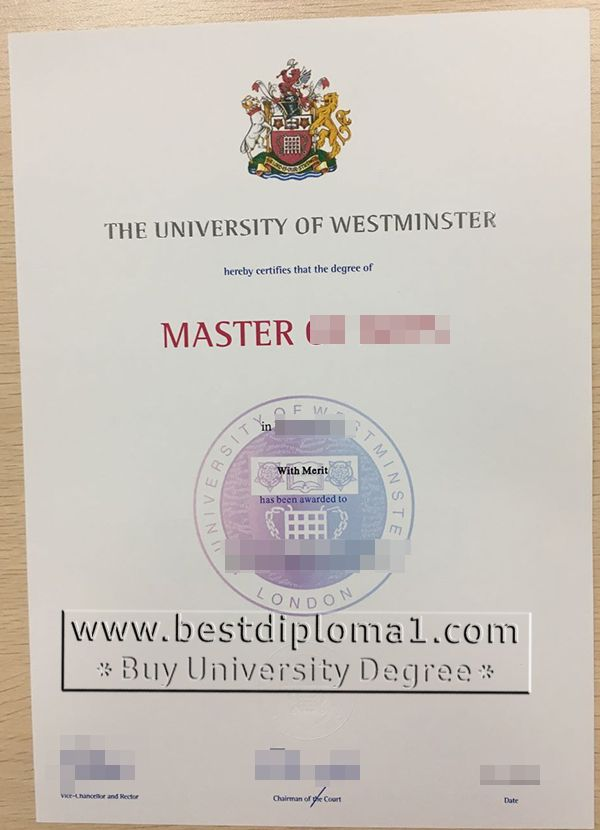 Westminster Fake Diploma, Westminster Degree Template, Buy A Westminster  Certificate UK Skype: Bestdiploma  Degree Certificate Template