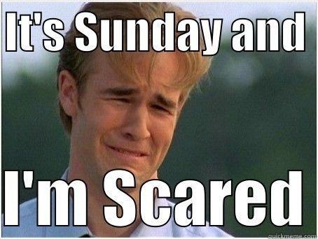 Sunday night cryptocurrency meme