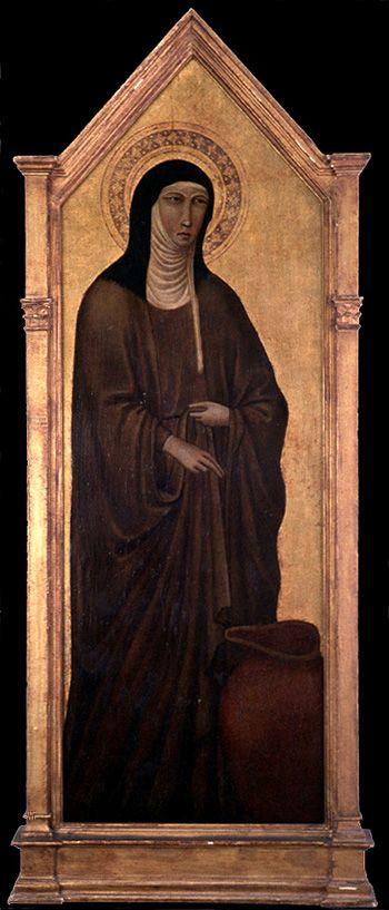 Andrea Vanni, ca. 1365. Laura Cristina Revilla Sánchez