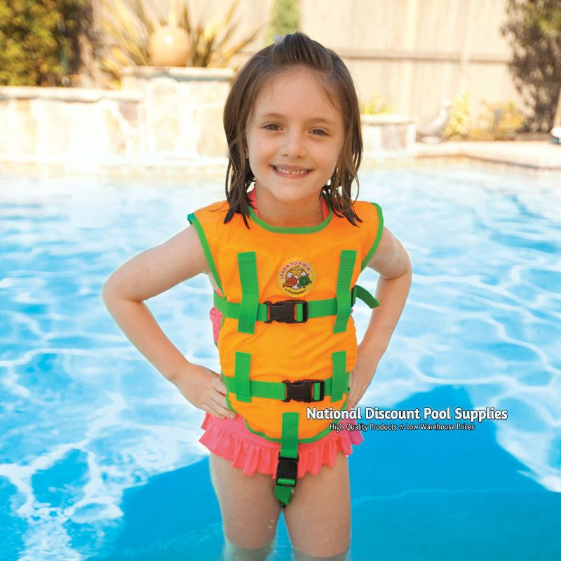 Learn To Swim Vest By Poolmaster Learn To Swim Swimming Toddler Pool Floats