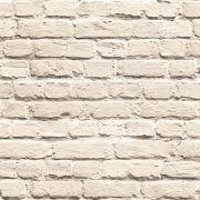 32071c54ab8cf Muriva Just Like It Painted Brick Faux Stone Wall Mural Washable Vinyl  Wallpaper J66507 Papel Pintado