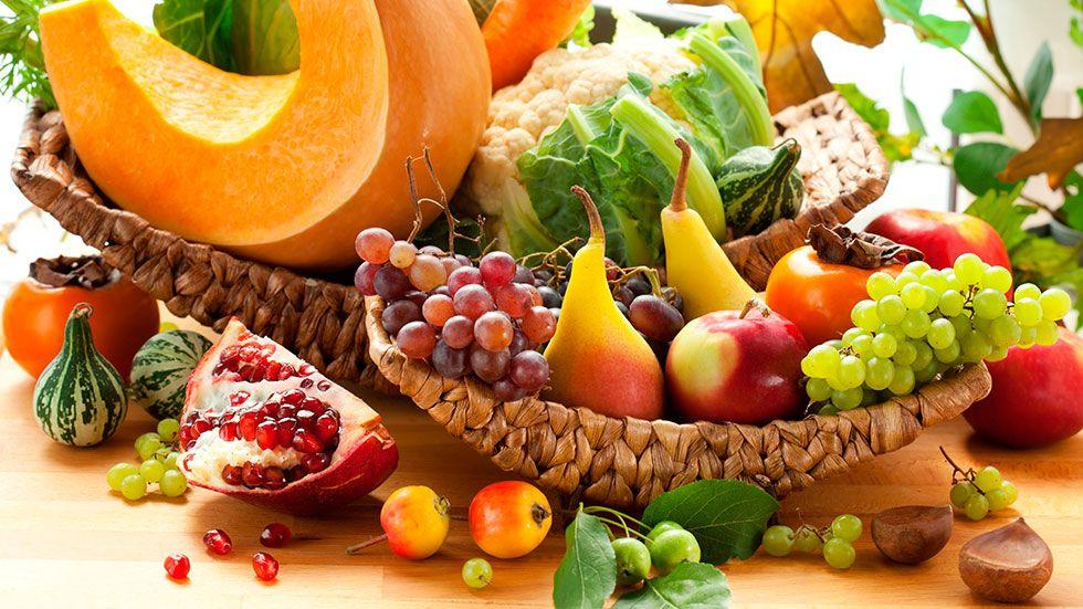 Los mejores productos de temporada para incorporar a tu dieta