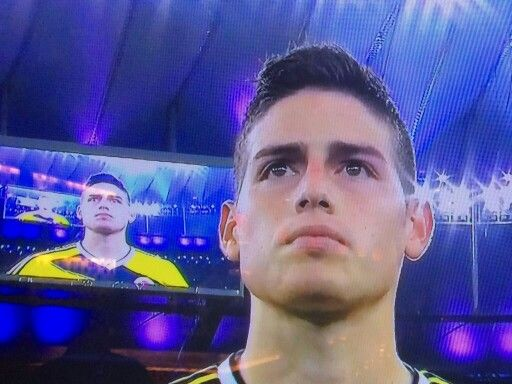 James Rodriguez is The crack of world cup!  Colombia pride!