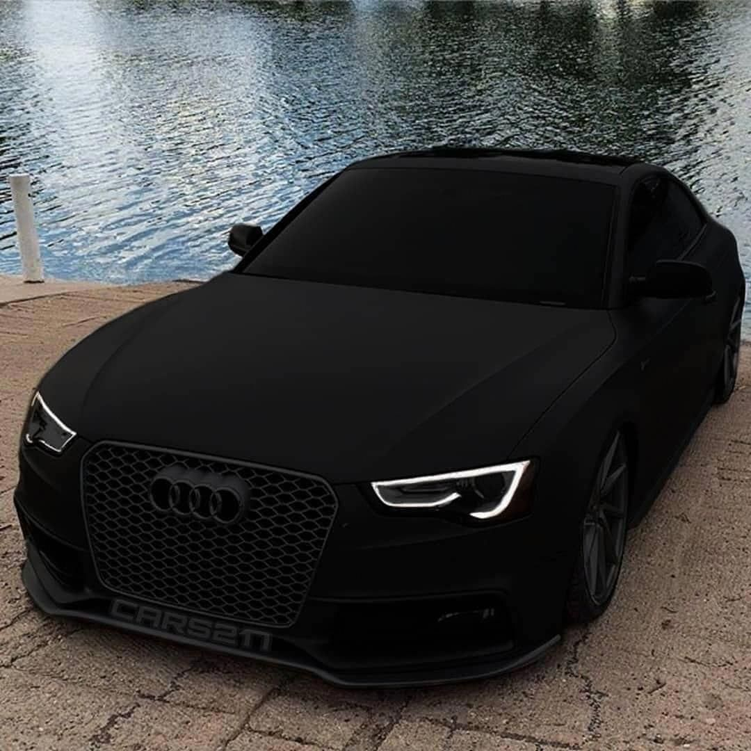 Matte Black Audi S5 Audi Matteblack Luxury Cars Best Luxury