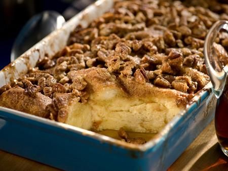 Baked French Toast Casserole With Maple Syrup Recipe Recipes