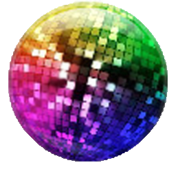 disco ball png Google Search Disco Party Erin's 7th