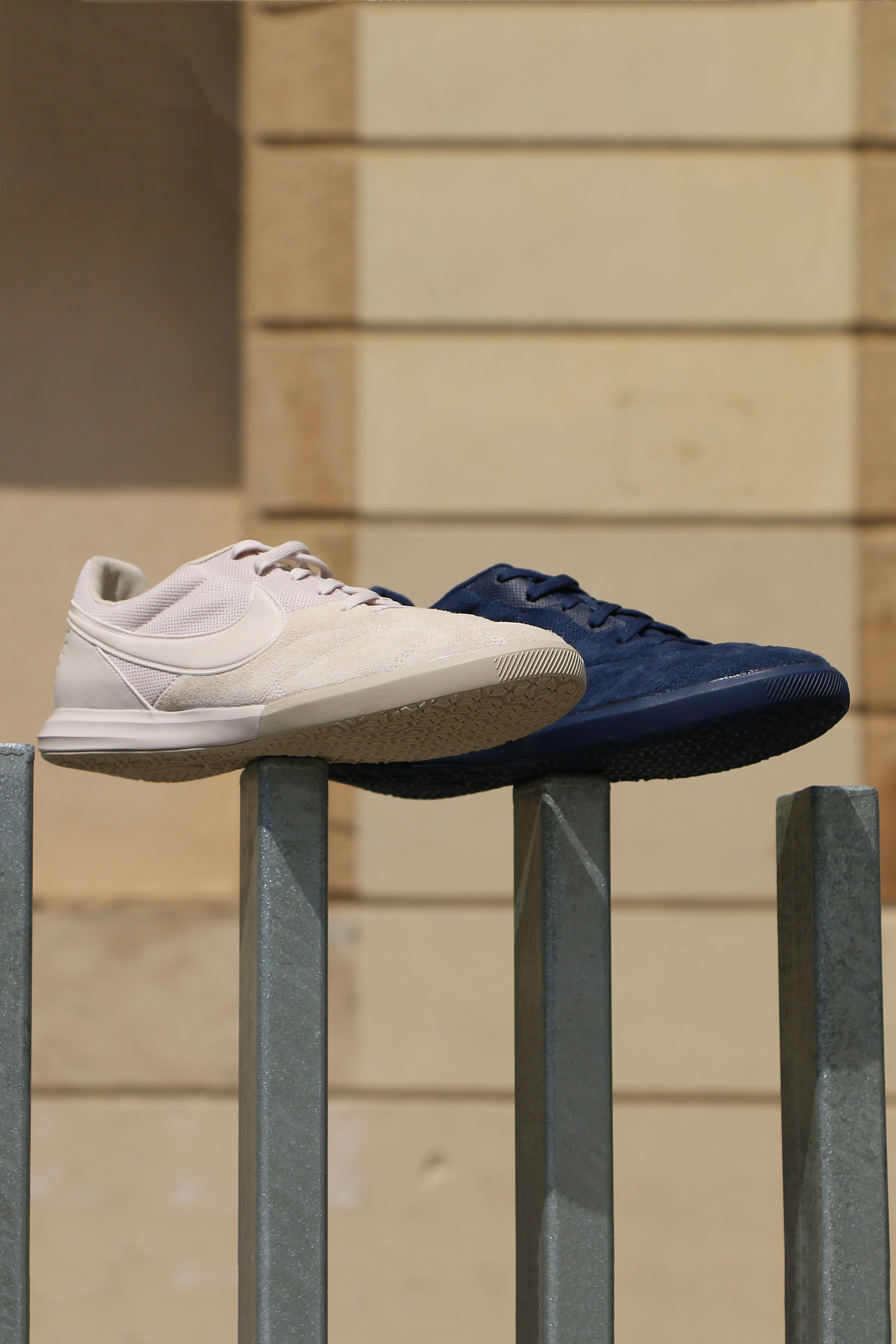 Novedades Fútbol Ic Sala Suela De Piel Nike Zapatillas Lisa g5wq80nn
