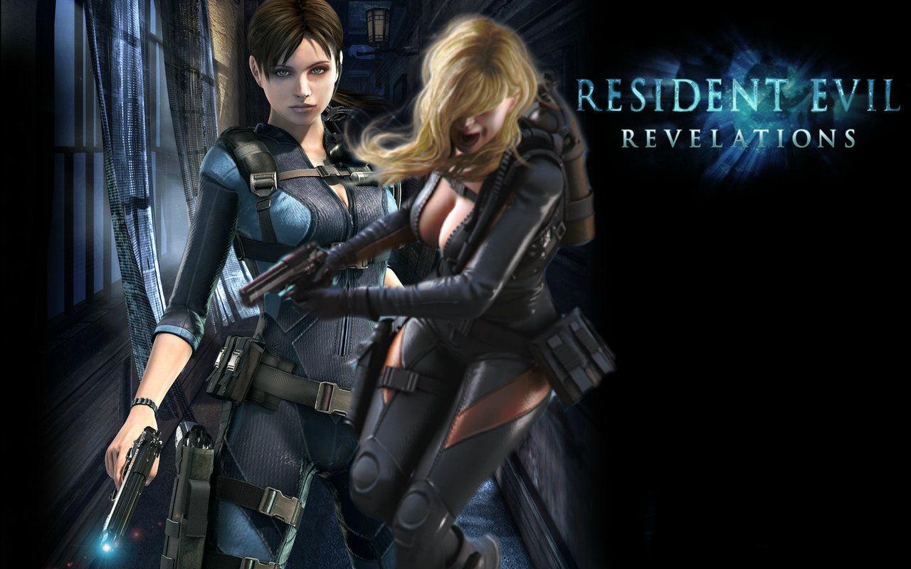 Resident Evil Revelations Game 3d Desktop Wallpaper