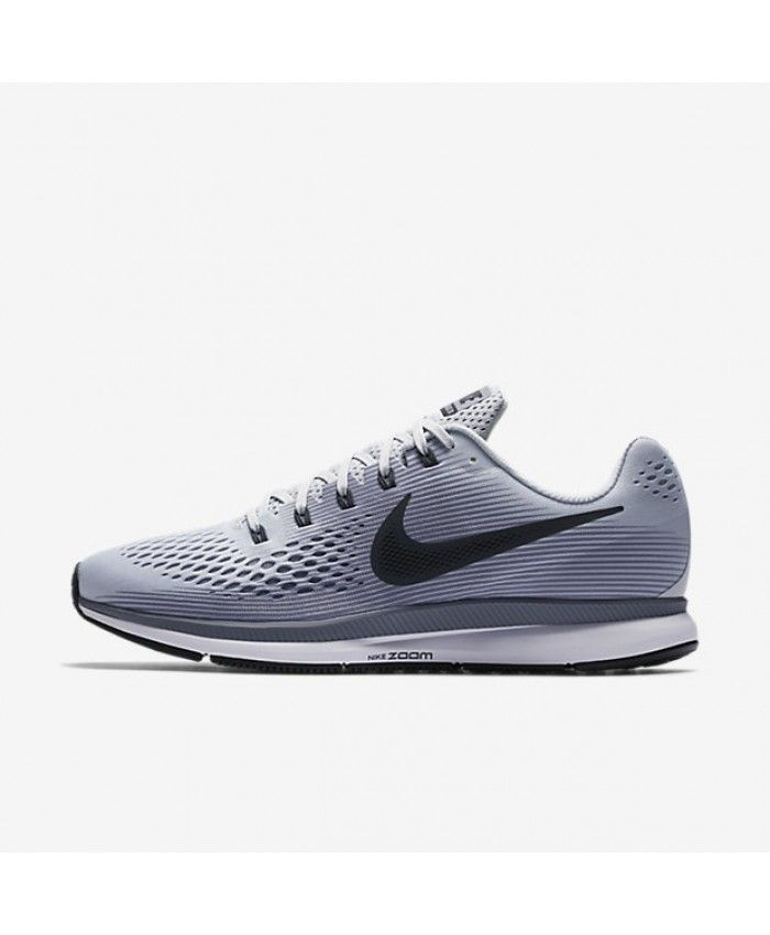 d82e90725efe9 Nike Air Zoom Pegasus 34 Pure Platinum Cool Grey Black Anthracite 880555-010