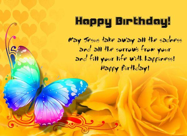 Christian Birthday Wishes Religious Birthday Wishes – Christian Birthday Cards