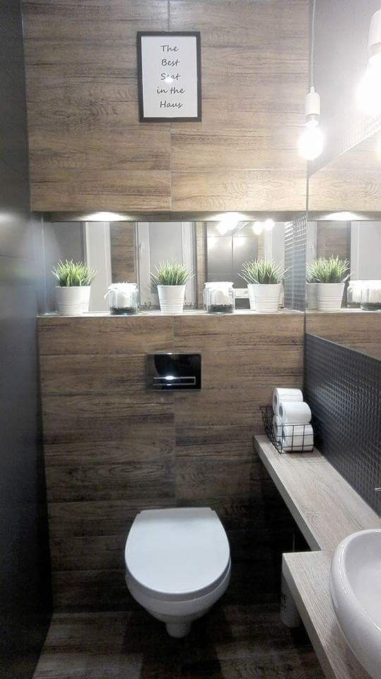 Inspiracao Lavabo #smalltoiletroom