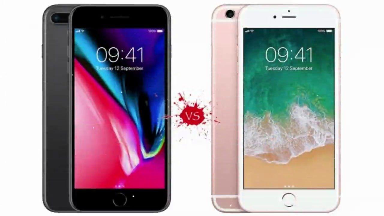 Apple Iphone 6 Plus 64gb Vs Apple Iphone 8 Plus Iphone 8 Plus Iphone 6 Plus Apple Iphone 6