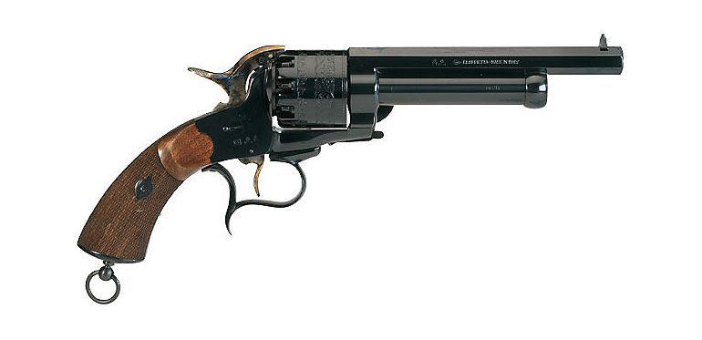 XDA: Ed Harris' Gun In Westworld on HBO | Arquebus | Hand