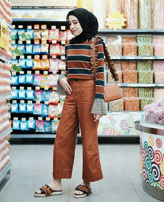 Ameliaelle Hijab Chic In 2018 Pinterest Fashion Outfits Sepatu Bata Man Black 8316006