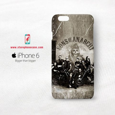 Sons Of Anarchy Season 4 iPhone 6 6S Cover Case