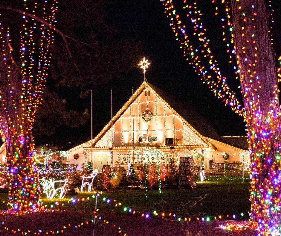Even The Grinch Would Marvel At The Lights Of Christmas Display In Stanwood Washington In 2020 Christmas Lights Christmas Display Stanwood