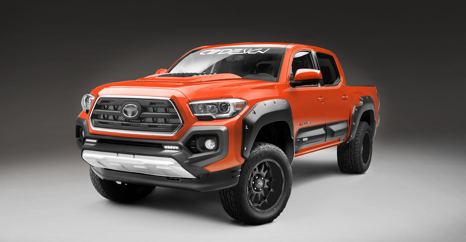 Toyota Tacoma Air Design Usa The Ultimate Accessories Collection For Off Road And Street Toyota Tacoma Toyota Tacoma Accessories Tacoma Accessories
