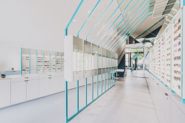 Eye Eye Care & Clinic by Best Practice Architecture, Seattle ...