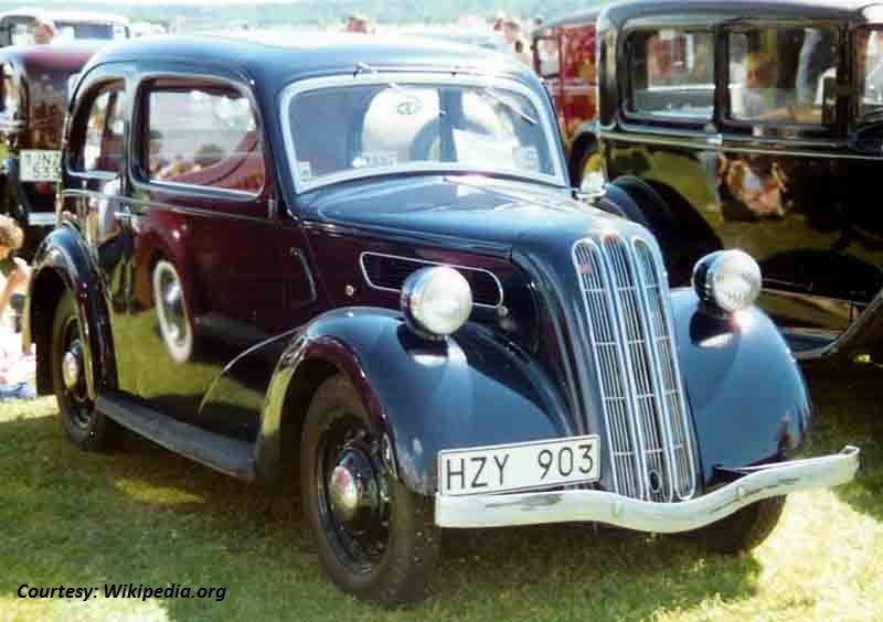 Ford 7w The Ford 7w Ten Is A Car Built By Ford Uk Between 1937 And