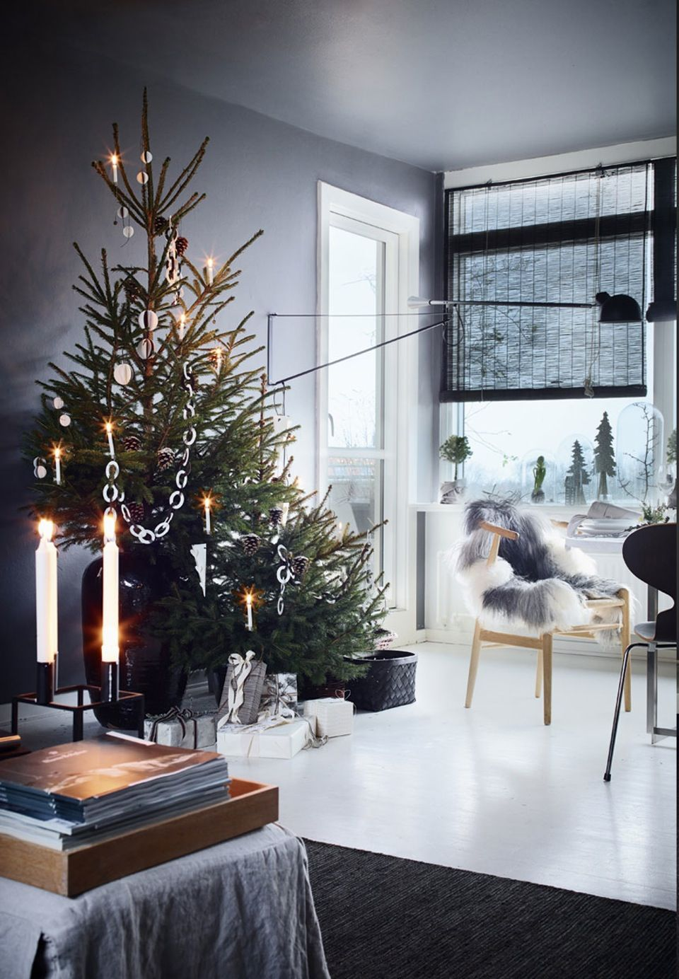 gr er ikke lig med kedelig jul winter wonderland pinterest christmas xmas und christmas. Black Bedroom Furniture Sets. Home Design Ideas