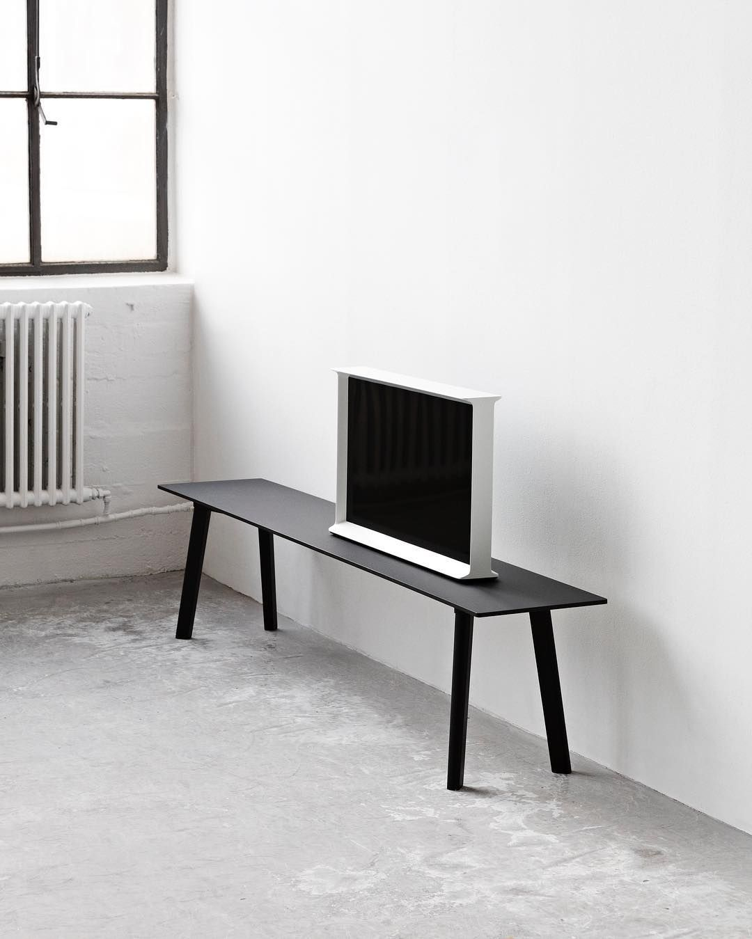 The Matching Bench For The Table: By HAY Is The Perfect Match For The Table  Ofthe Copenhague Deux Collection By HAY.