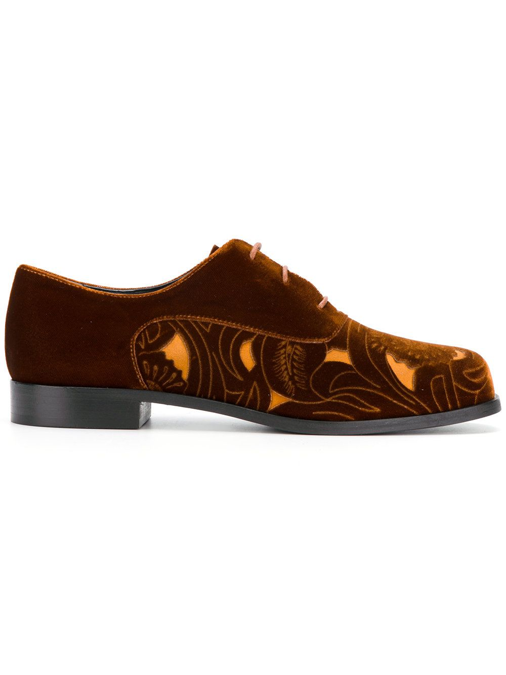 Emporio Armani cut-out panel lace-up shoes free shipping excellent cheap manchester great sale cost sale online free shipping wholesale price UsaRktWD