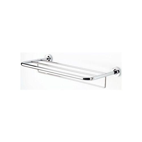 Train Rack Geesa 5552 24 Inch Chrome Towel Rack Or Towel Shelf With Towel Bar 5552 Eu Sizing Towel Shelf Chrome Towel