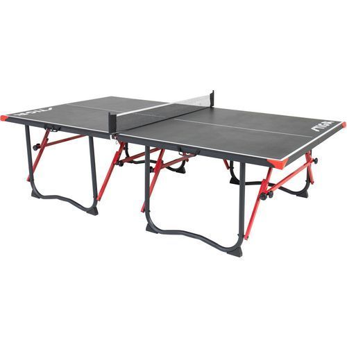 Stiga Volt Fold And Store Table Tennis Game Table Black   Indoor Games And  Tables,