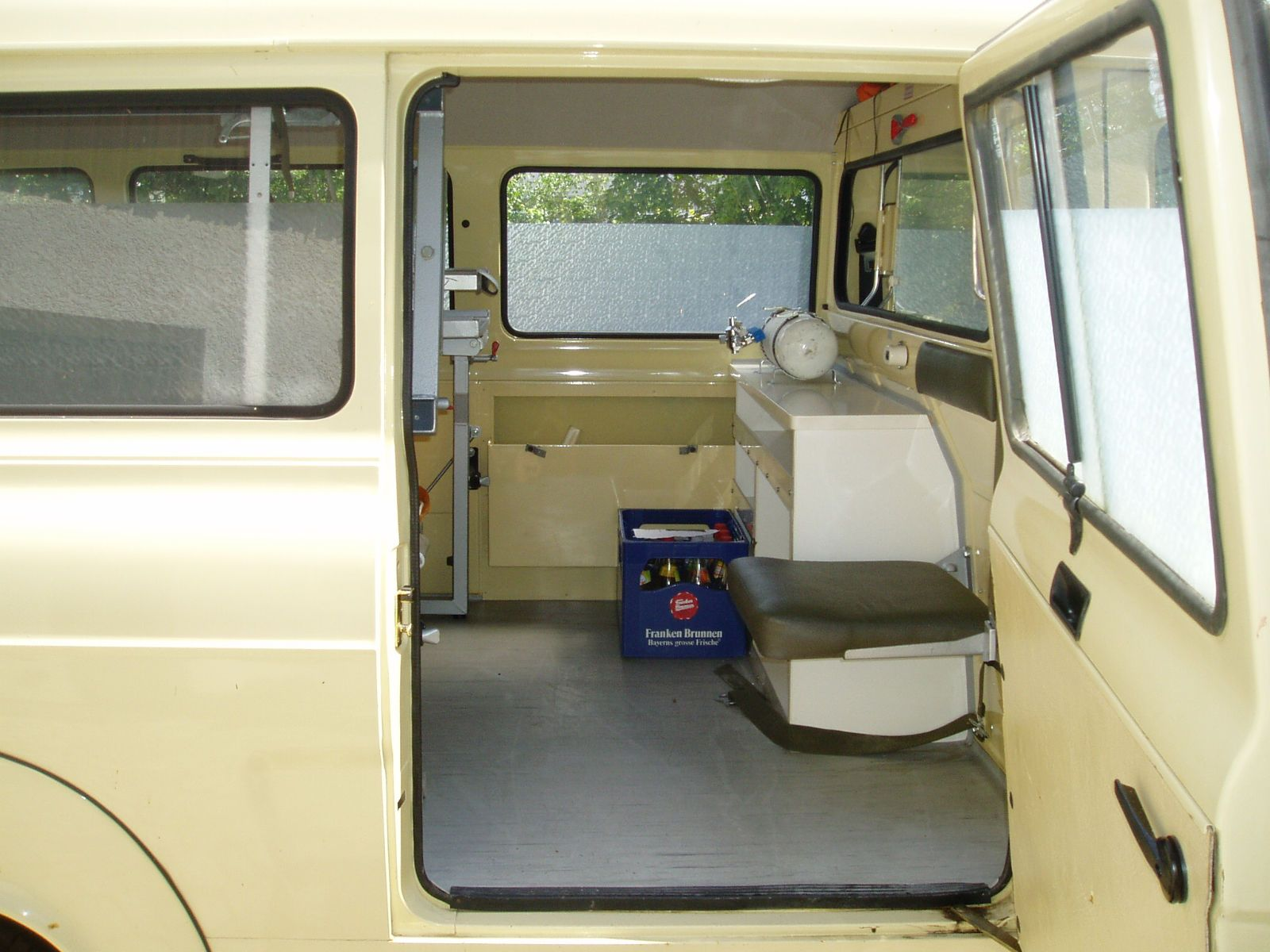 Ford transit 1983 top original zustand kitzingen