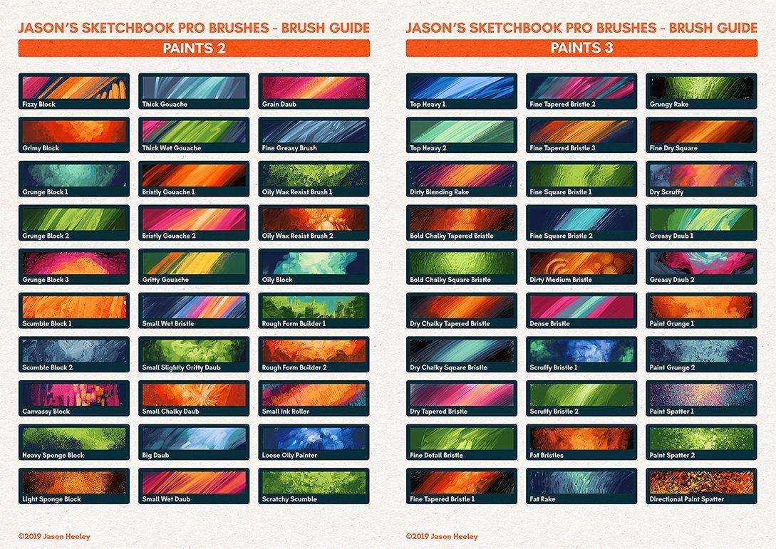 Jason S Sketchbook Pro Mega Set Sketchbook Pro Jason Ad