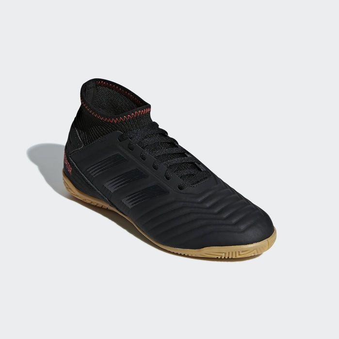 Predator Tango 19.3 Indoor Shoes Black 10.5K Kids | Kid