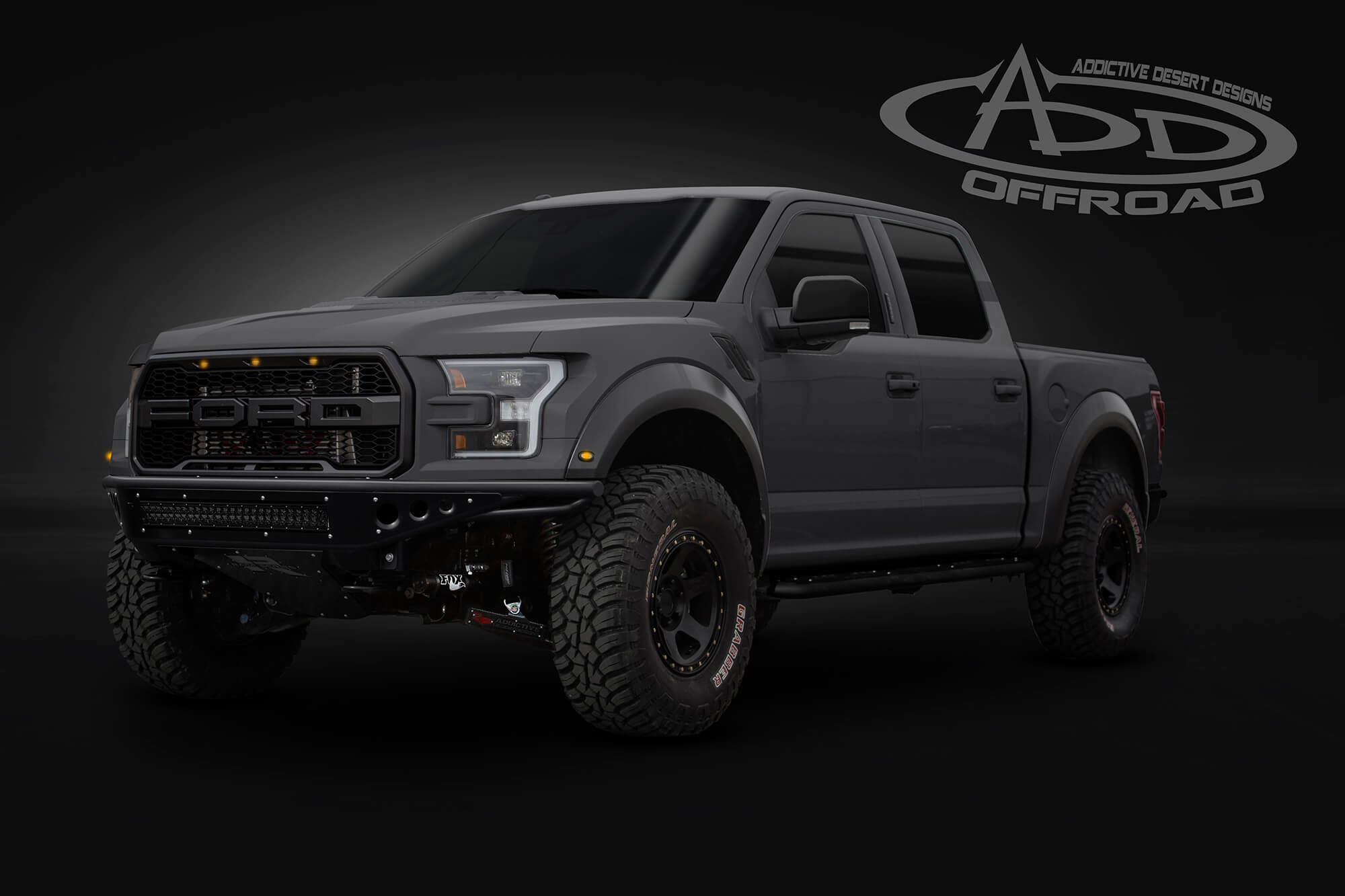 2018 Raptor Lead Foot Grey Color Ford Raptor Raptor New Ford