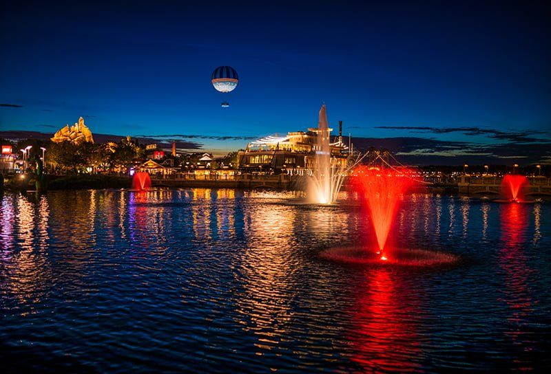 Disney springs official reopening policies masks