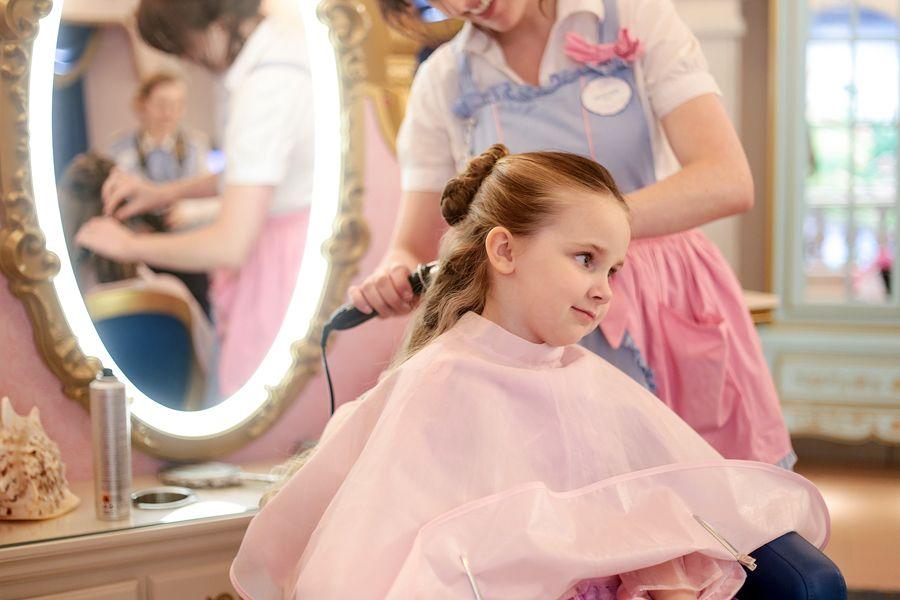 The Disney Bibbidi Bobbidi Boutique At Harrods With Images
