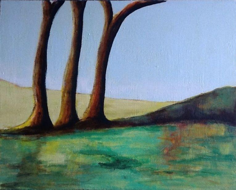 3 træer