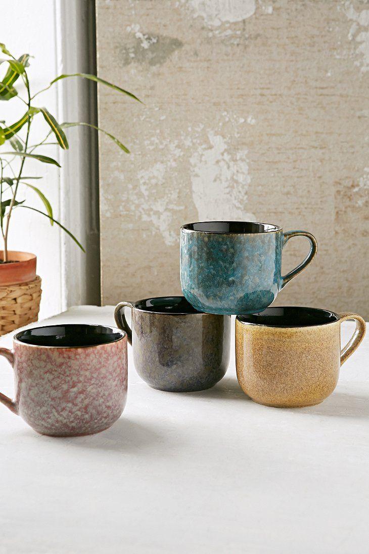 Reactive Glaze Mug - Urban Outfitters