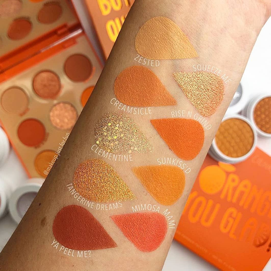 Orange You Glad? by Colourpop #20