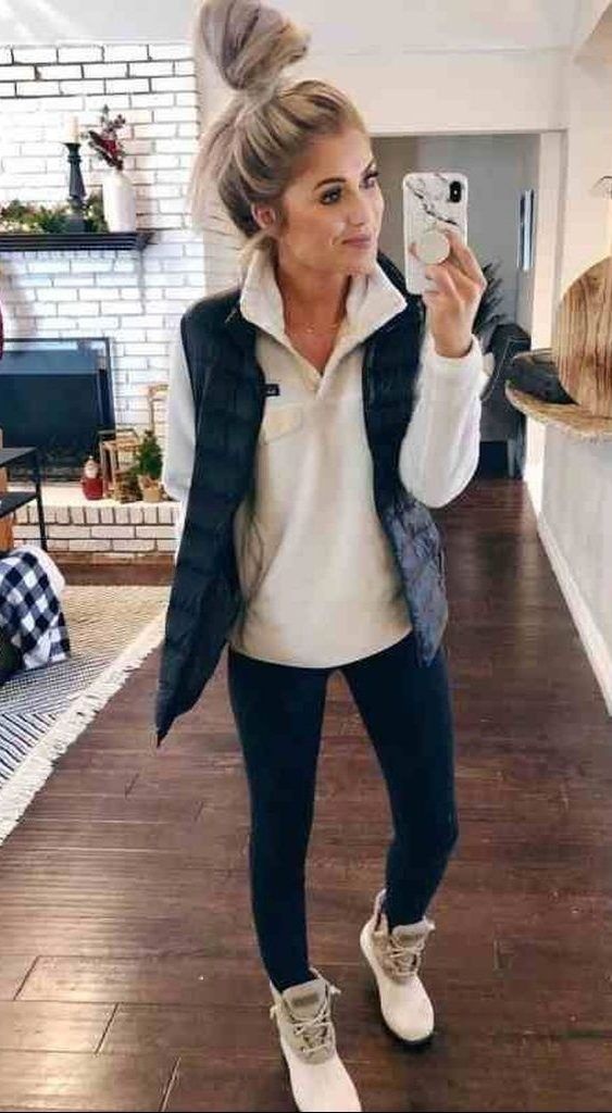 45 Cute Casual Fall Outfits You'll Want To Copy This Year #casualfalloutfits