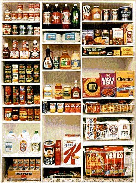 Buying in Bulk and Food Storage Ideas: | Food storage ...