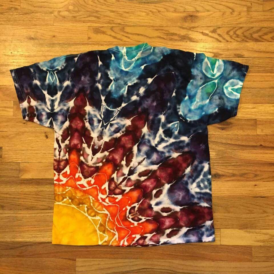 Tye Dye Batiken Shirt