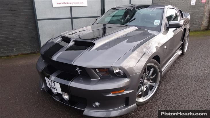 Used 2010 Ford Mustang For Sale In Edinburgh Pistonheads Ford Mustang Car Ford Mustang Mustang