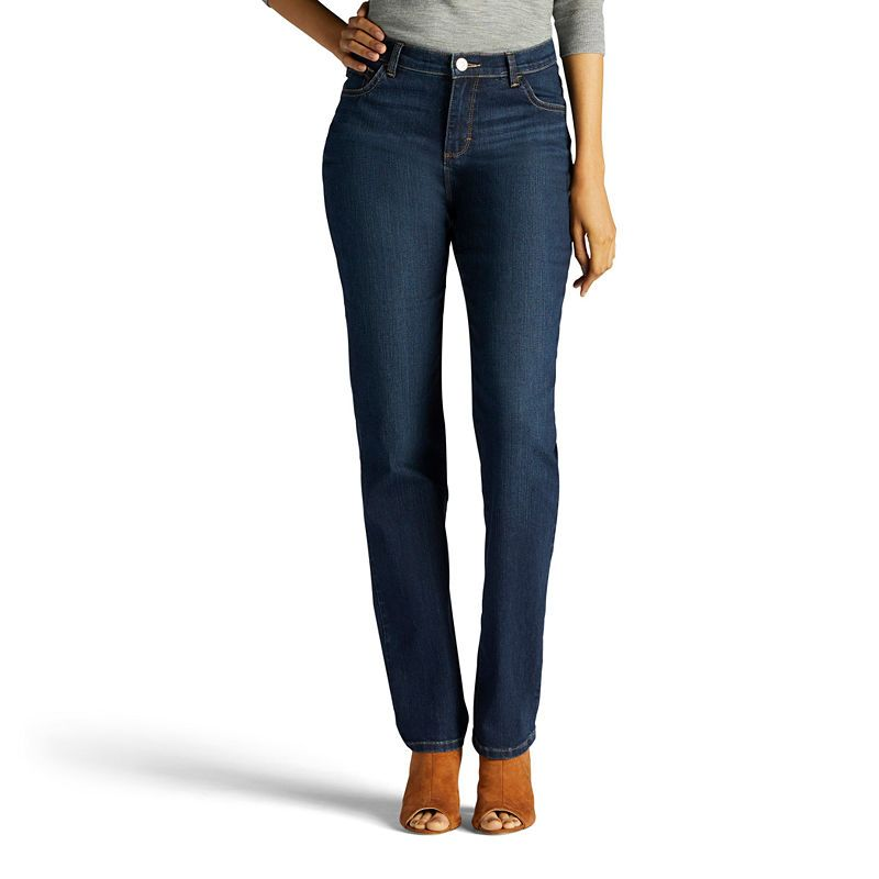 96833407 Lee Womens Straight Leg Jean in 2019 | Products | Stretch Jeans ...
