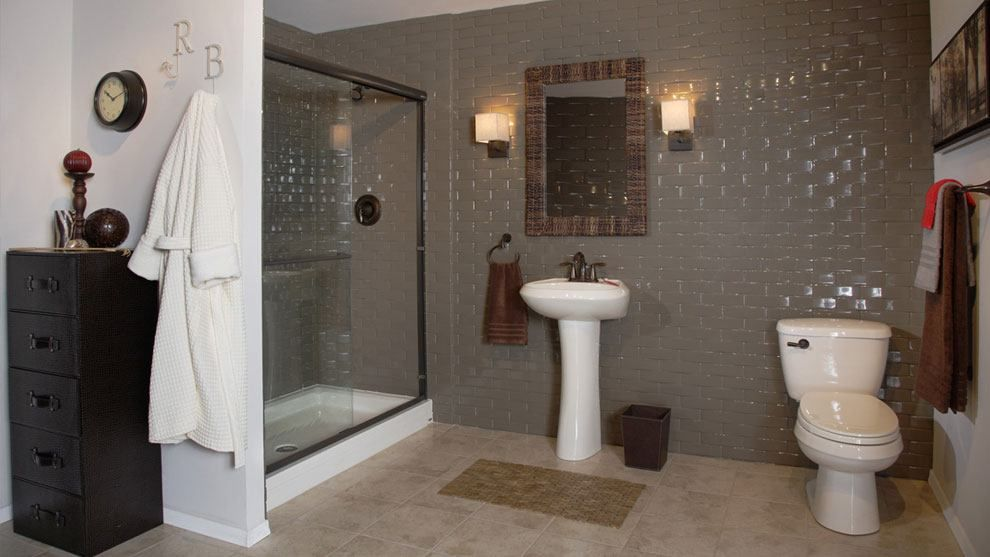 accessories for affordable bathroom remodel designs ideas one day