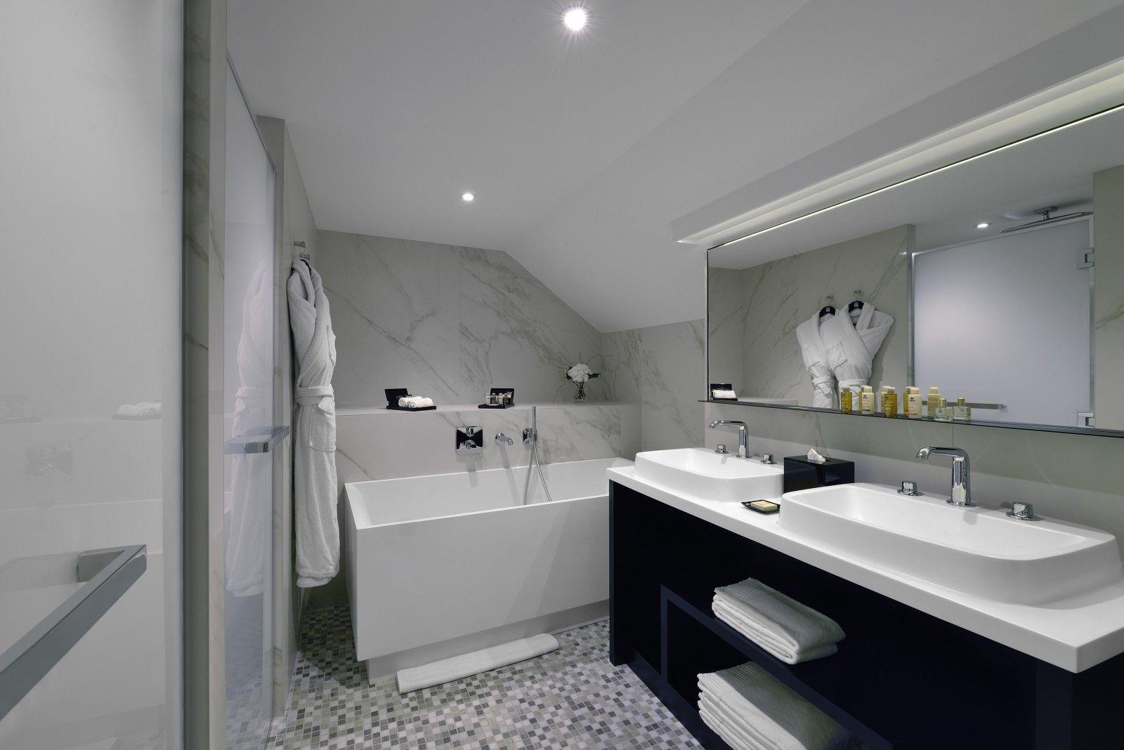 Showroom Salle De Bain Rennes balthazar hôtel & spa – deluxe suite | rénovation salle de