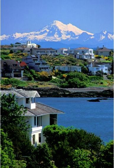 Amazing Victoria Bc Waterfront Homes Sun Sea And Snow All In One Home Interior And Landscaping Ologienasavecom