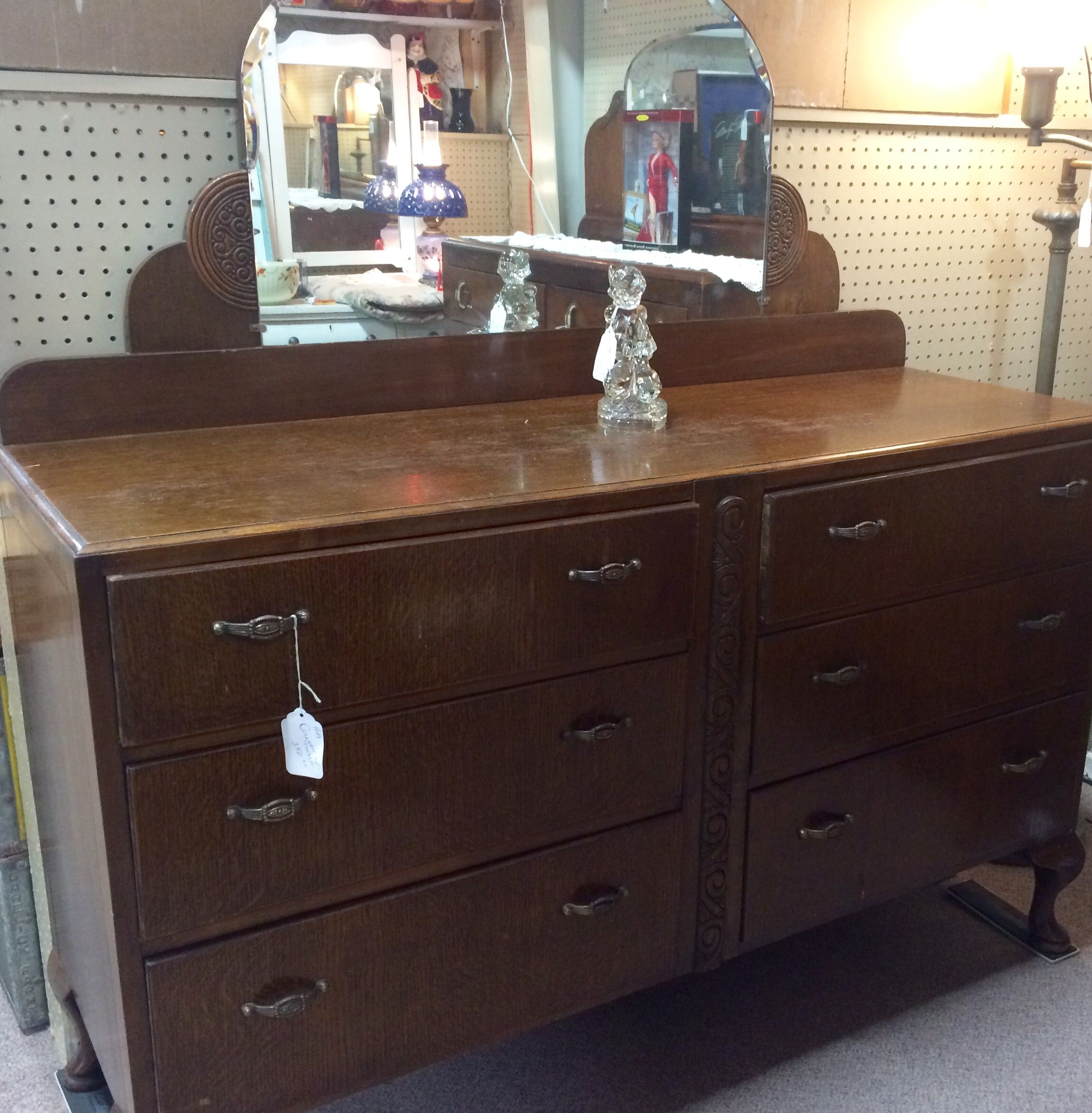We Have An Antique Dresser(could Be Used As A Buffet), $350,