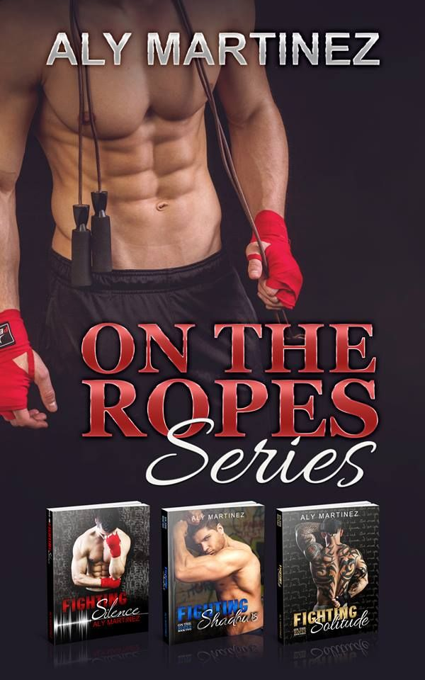 #BoxSet #MustReadSeries On The Ropes Series by Aly Martinez