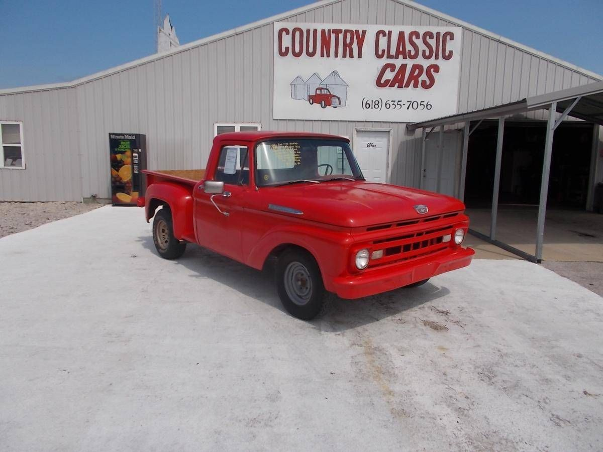 Staunton Illinois\'s Country Classic Cars/Trucks 1961 Ford F100 for ...